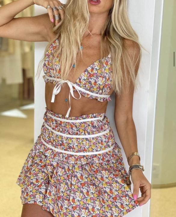 THE LOOK FOR THE HOT SUMMER' LINEN FBRICS SUMER COLORS